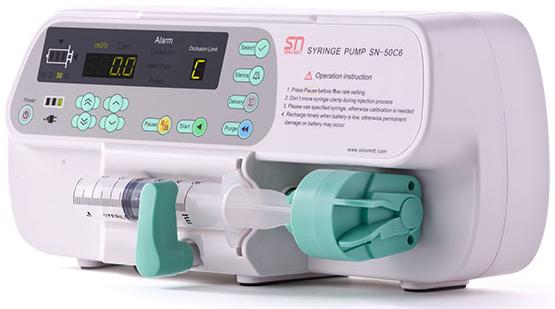 SN-50C6-single-channel-syringe-pump